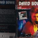 David Bowie Up Close And Personal – DVD and Hardback Book Set (Documentary) 2007