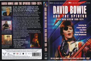 David Bowie Total Rock review 1969-1974 - (Documentary) 2006
