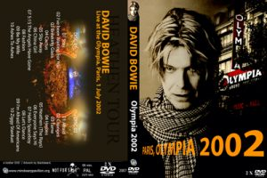 David Bowie 2002-07-01 Paris ,L'Olympia Bruno Coquartrix – Olympia 2002 – (French Arte T.V. Music Planet Special)