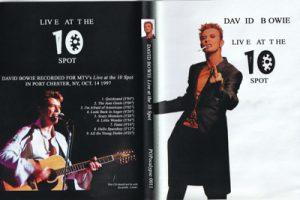 David Bowie 1997-10-14 Port Chester (NY) ,Capitol Theatre - Live At 10 Spot - (MTV)