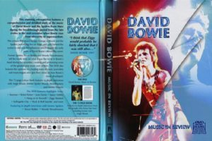 David Bowie Music In Review – DVD and Hardback Book Set (Documentary) 2007