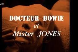 David Bowie Dr. Bowie et Mr. Jones (Italian version of a French Arte TV documentary 2000)