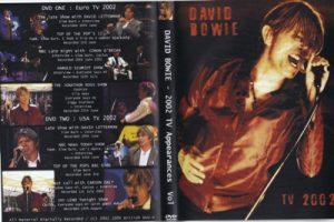 David Bowie TV 2000 (2000 TV Appearances Volume 1)