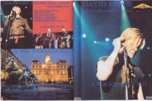 David Bowie 2003-11-15 Lyon ,Tony Carnier Hall - A Vos Souhaits Flo - (audience recording)