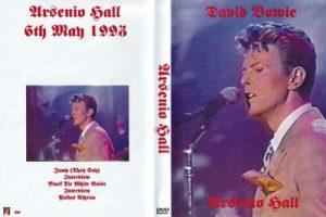 David Bowie 1993-05-06 US TV The Arsenio Hall Show - Arsenio Hall - (34 minutes)