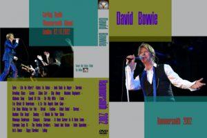 David Bowie 2002-10-02 London ,Hammersmith Odeon - Hammersmith 2002 - (audience recording)