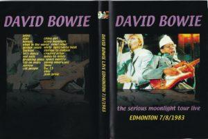 David Bowie 1983-08-07 Edmonton ,Commonwealth Stadium – Live Edmonton 7/8/1983 - (audience recording)