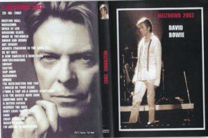 David Bowie 2002-06-29 London ,Royal Festival Hall - Meltdown 2002 - (Meltdown Festival)