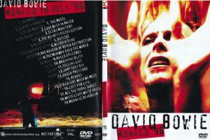 David Bowie 1996-07-10 Monte Carlo ,Espace Fontvieille - Monaco '96 - (Monte Carlo Festival)