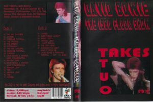 David Bowie The Floor Show Outtakes volume 1 and 2 - The 1980 Floor Show Outtakes