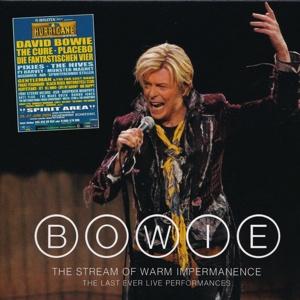 David Bowie 2004-06-25 Scheeßel ,Eichenring – The Stream Of Warm Impermanence – (Hurricane Festival) – SQ 8,5