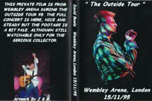 David Bowie 1995-11-15 London Wembley Arena - Wembley Arena,London 15/11/95 -