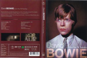 """David Bowie Love You Till Tuesday (Includes """"The Looking Glass Murders"""" and a photogallery as bonus material.)"""