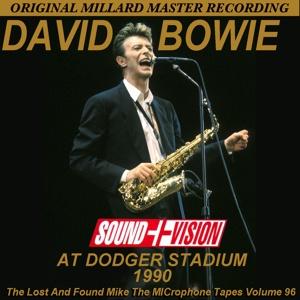 David Bowie 1990-05-26 Los Angeles ,Dodger Stadium - Sound+Vision At Dodger Stadium 1990 - SQ 8,5.