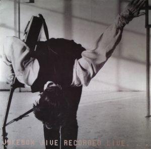 David Bowie 1990-04-08 Berlin ,Deutschlandhalle - Jukebox Jive Recorded Live - (Vinyl) - SQ 8+