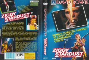 David Bowie 1973-07-03 London ,Hammersmith Odeon - Bowie's Climactic Farewell To Ziggy - Live At The Hammersmith Odeon (1973)