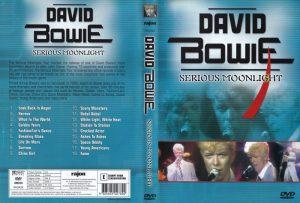 David Bowie 1983-09-11-12 Vancouver ,Pacific National Exh. Coliseum - Serious Moonlight - (1983)