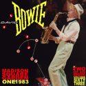 David Bowie 1983-07-25 New York ,Madison Square Garden – Madison Square Garden One 1983 – (Volume 63)