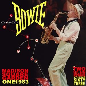 David Bowie 1983-07-25 New York ,Madison Square Garden - Madison Square Garden One 1983 - (Volume 63)