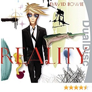 David Bowie Reality - Dual Disc (2003)
