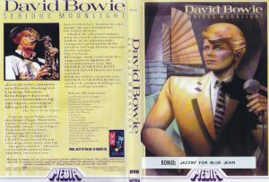 David Bowie 1983-09-11-12 Vancouver ,Pacific National Exh. Coliseum - Serious Moonlight 1983 - (1983)