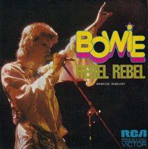 David Bowie Rebel Rebel - Queen Bitch (1974 Spain) estimated value € 45,00