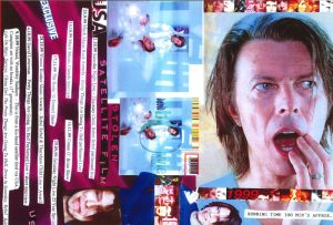 David Bowie Stolen Satellite Film (A Collection of Television Broadcasts 1999) (time 120 min)