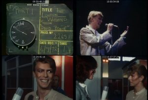 David Bowie 1978-07-09 The London Weekend Show (LWT Television) (Full Show from the master tapes)