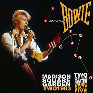 David Bowie 1983-07-27 New York ,Madison Square Garden – Madison Square Garden Two 1983 – (Volume 65) - SQ 8