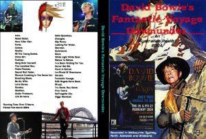 David Bowie 2004-02-26 Melbourne ,Rod Laver Arena - David Bowie's Fantastic Voyage Downunder -