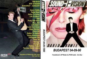David Bowie 1990-09-04 Budapest ,MTK Stadium - Budapest 04-09-90 -
