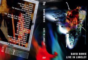David Bowie 1996-06-22 St.Goarshausen ,Loreley ,Open Air Festival – Live In Loreley –
