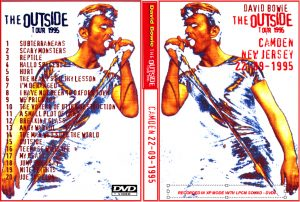 David Bowie 1995-09-22 Philadelphia ,Camden Entertainment Waterfront Centre - Camden 22-09-1995 -
