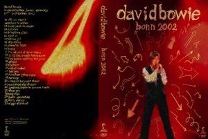 David Bowie 2002-09-27 Bonn ,Museumsplatz - Bonn 2002 - (Openair concert) (Audience recording).