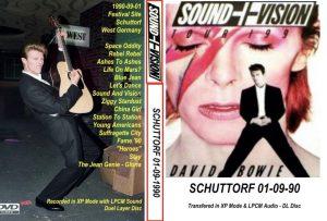 David Bowie 1990-09-01 Schuttorf ,Veechtewiese - Schuttorf 01-09-1990 - (Open Air Festival).